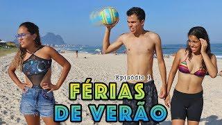 FÉRIAS DE VERÃO!   EPISÓDIO 1   KIDS FUN