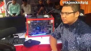 Hasil Karya Siswa TKJ SMKN 2 Palembang