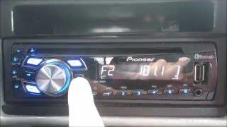 FM Bandscan #19: Shasta Lake, CA