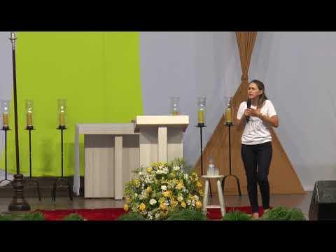 XXVII Louvor de Verão - 2ª Pregação: Cleia da Cunha Blanger