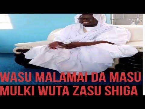 Wasu Malamai Dasu Da Masu Mulki Wuta Za'a Sakasu