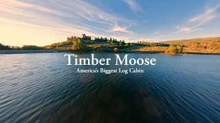 Timber Moose Lodge FPV Fly Through Tour!