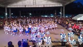 Alegria National High School Drum And Lyre Competition CHAMPION😂2K18 Kasadyaan Festival