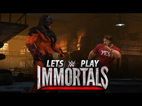wwe immortals android apk