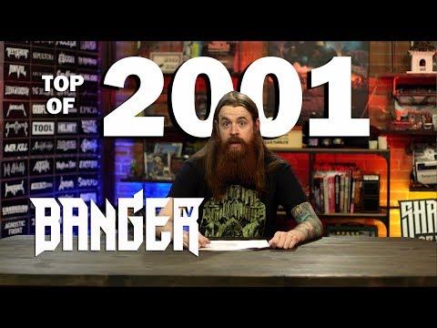 BEST METAL OF 2001 as chosen by you | Overkill Rewind
