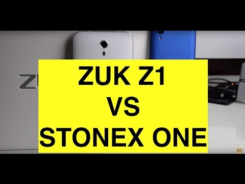 Lenovo Zuk Z1 vs Stonex One