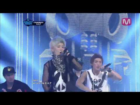B.A.P_No Mercy (No Mercy by B.A.P@Mcountdown_2012.07.19)