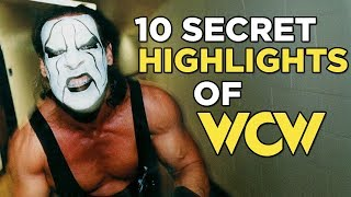 10 Secret Highlights Of WCW