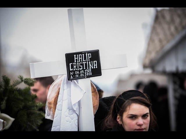 Adunare și înmormântare – sora Cristina Halip, 19.01.2016