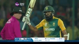 ICC #WT20 South Africa V Sri Lanka - Match Highlights