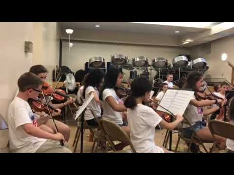 Cello Fury Rock Camp 2017 (Teacher Assistant)