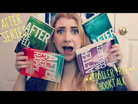 After by Anna Todd | *Spoiler Free* BOOKTALK