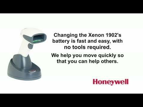 Honeywell Xenon 1900 Handled Scanner