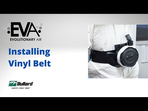 EVA - Installing Removing Vinyl Belt