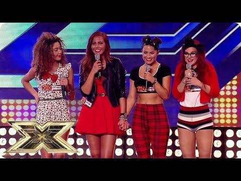 SPICE GIRLS WANNABES MAKES JUDGES BICKER! | The X Factor UK