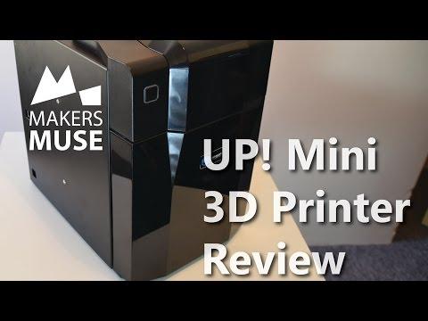 UP! Mini 3D Printer Review - 2015