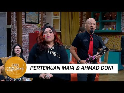 Tali Kasih Bunda Maia & Ahmad Doni