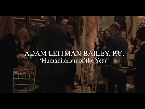 New Milford High School Presents Adam Leitman Bailey with the Humanitarian of the Year Award testimonial video thumbnail