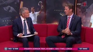 AUSvIND | Glenn McGrath interview