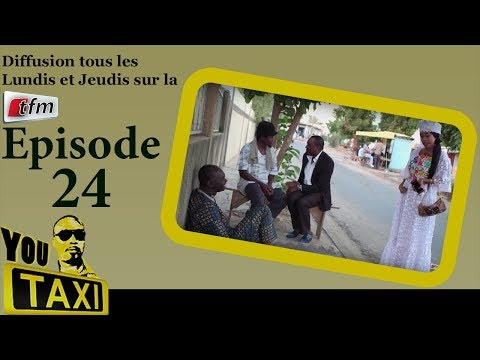 YouTaxi – Episode 24 – 08 Janvier 2018