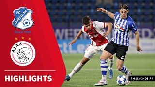 Samenvatting FC Eindhoven - Jong Ajax (16-04-2021)