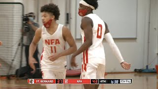 Boys' basketball highlights: NFA 53, St. Bernard 47
