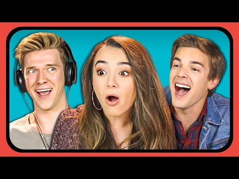 YOUTUBERS REACT TO RICKROLL – 10th ANNIVERSARY