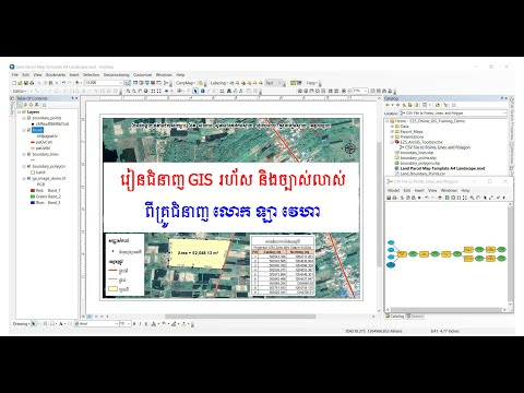 Learn GIS and ArcGIS software fast and practical - YouTube
