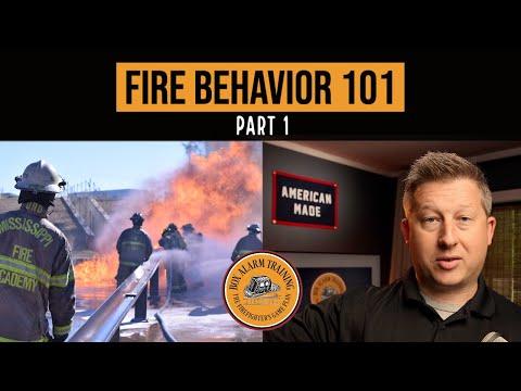 Fire Behavior 101 | Part 1