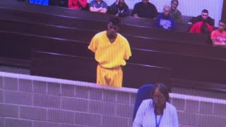 People outraged over $150,000 bond set for Tavores Henderson