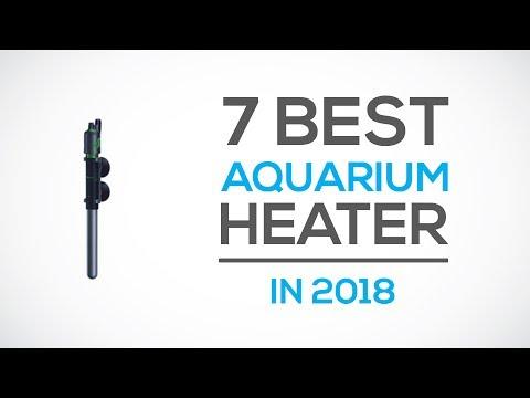 7 Best Aquarium Heater Reviews In 2018