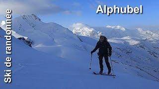 Ski de randonnée - Alphubel 4206 m
