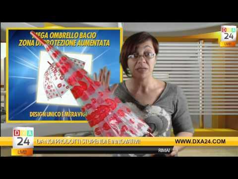 MEGA OMBRELLO BACIO – DOLCE E ROMANTICO - MOLTO GRANDE | DXA24.COM