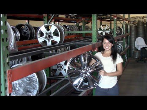 Factory Original Ford Taurus Rims & OEM Ford Taurus Wheels – OriginalWheel.com