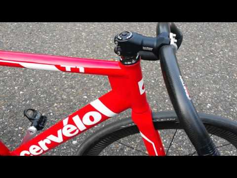 Cervelo T1 track bike fixie fixed gear