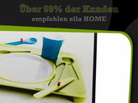Puzzle Dinner Tray Kindertablett - Ella-Home.de