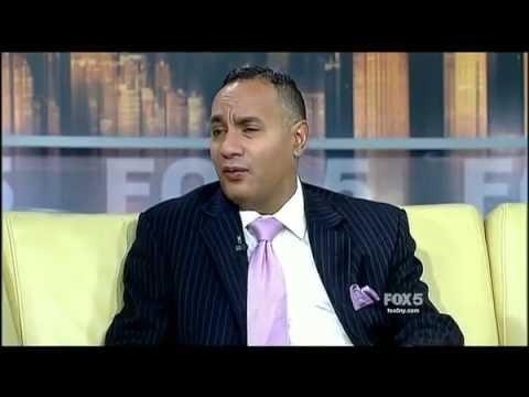 "John ""Gungie"" Rivera Interviewed about CRF Sat 7/23/16 on Fox´s Good Day Street Talk"