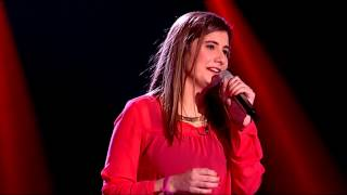 """Inês Guedes - """"Read All About It Part 3"""" Emeli Sandé - Prova Cega - The Voice Portugal - Season 2"""
