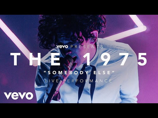 The-1975-somebody-else