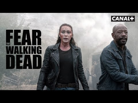 Fear The Walking Dead saison 5 - Bande Annonce - CANAL+