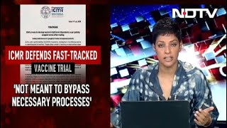 COVID-19 News: Medical Body ICMR Clarification As August 15 Vaccine Target Triggers Backlash - Download this Video in MP3, M4A, WEBM, MP4, 3GP