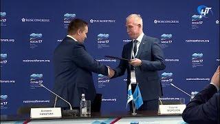 Андрей Никитин подвел итоги участия в Сочинском инвестиционном форуме