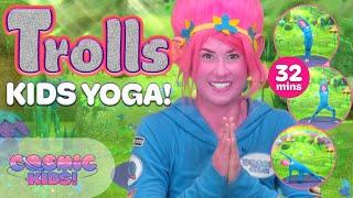 Trolls   A Cosmic Kids Yoga Adventure!