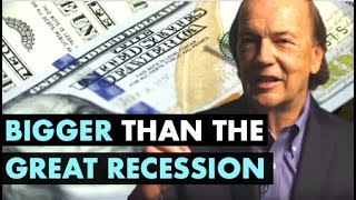 Why The Next Financial Crisis Will Be Bigger Than 2008 (w/ Jim Rickards)