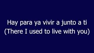 Un Amor   Gipsy Kings With Spanish And English Lyrics)