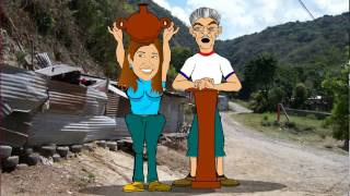 preview picture of video 'LISS QUIJANO Y NORMAN QUIJANO EN SOYAPANGO'