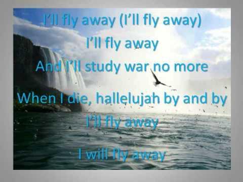 Celia Waller Boone & Friends - I'll Fly Away.wmv
