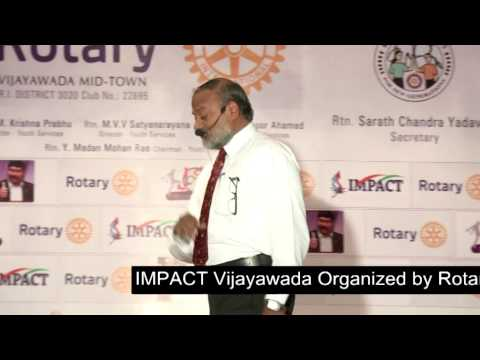 Consequences of LOVE | Dr Veerander | TELUGU IMPACT Vijayawada 2014