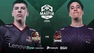 Furious Gaming VS Coliseo Dragons | Jornada 13 | Liga Master Flow