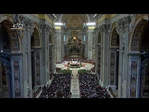 Messe pour le Jubilé des prisonniers